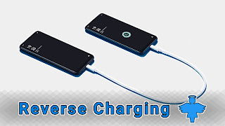 Fitur reverse charging