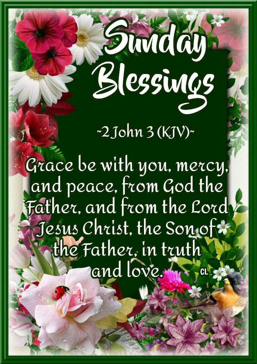 20+Good Morning Sunday Blessings Images And Quotes