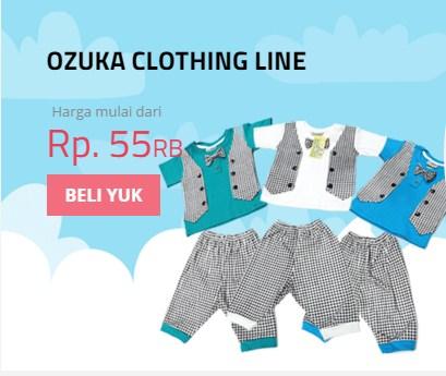 toko perlengkapan baju bayi online