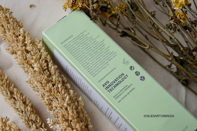 AVOSKIN NATURAL SUBLIME FACIAL CLEANSER REVIEW