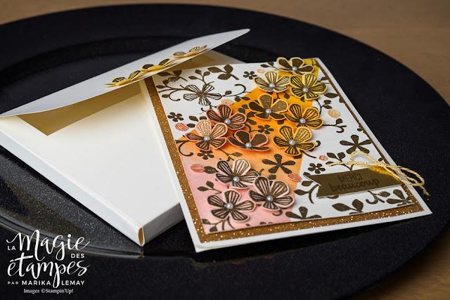 Enveloppe pour cartes plus épaisses Stampin' Up!