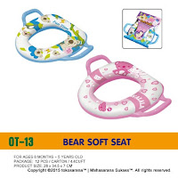 Soft Seat Ching Ching OT13 Bear