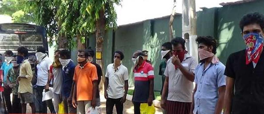 கொரோனா  அச்சம்  - சிறைக்கைதிகள் 56 பேர் விடுதலை!!