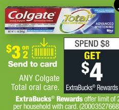 CVS Couponers FREE Colgate Deal 8/23-8/29