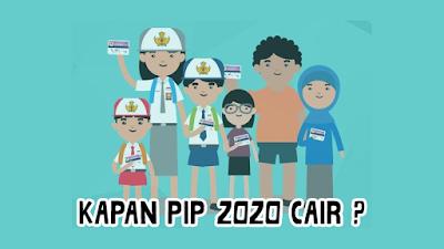 Kapan Uang Bantuan PIP 2020 Bisa Cair ?
