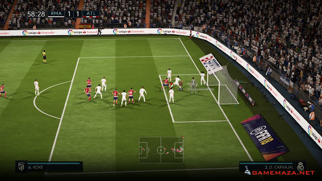 FIFA 18 Gameplay Screenshot 5