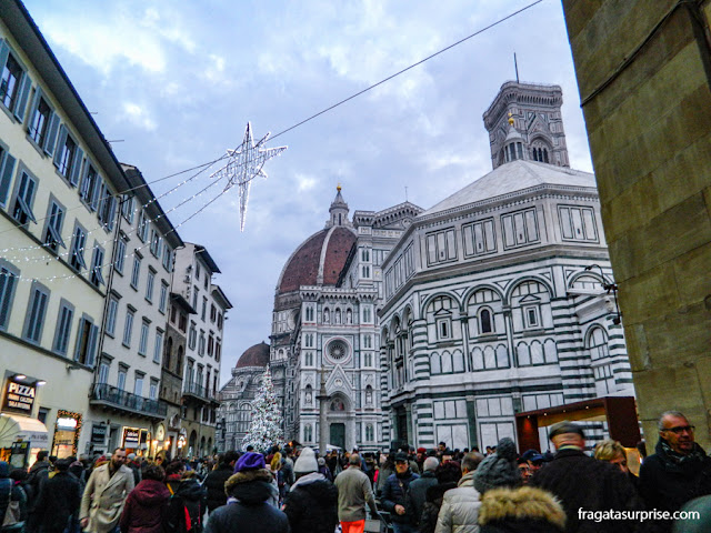 Praça da Catedral de Florença