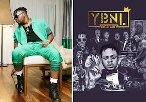 Olamide Drops New Album For The 8th Consecutive Year! .