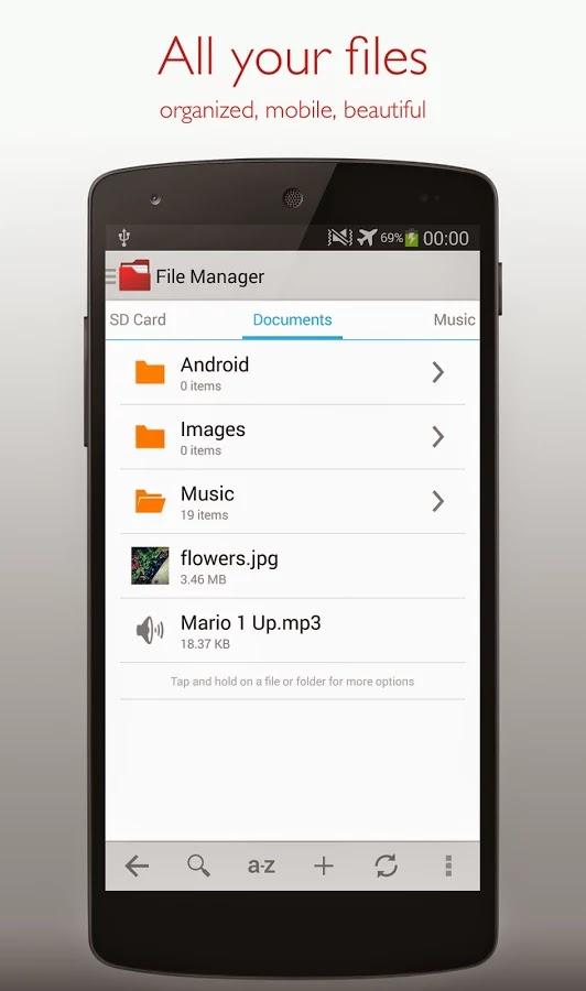 File Manager Premium v1.6.8 Apk