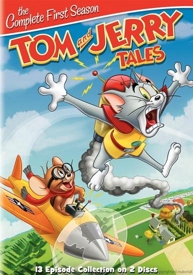 Poveşti cu Tom şi Jerry sezonul 1 episodul 1
