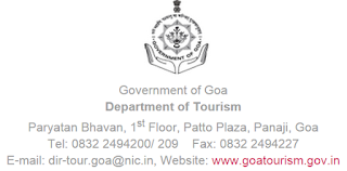 Goa Tourism Department Recruitment 2015