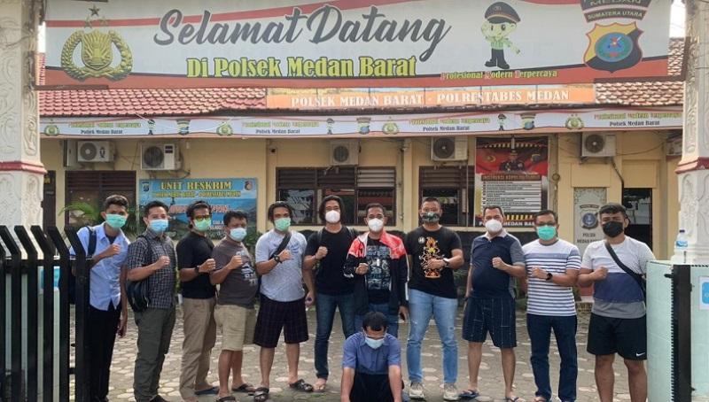 Polresta Barelang Tangkap Pendeta NPS di Medan, Cabuli Anak 15 Tahun di Batam