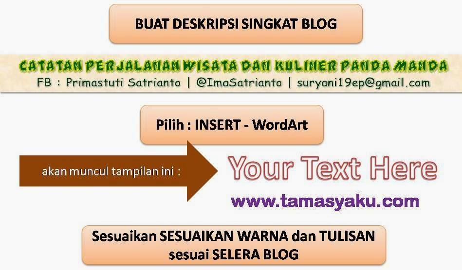 tutorial membuat header blog pemula