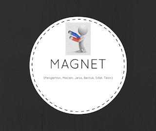 Magnet (Pengertian, Macam, Jenis, Bentuk, Sifat, Teori)