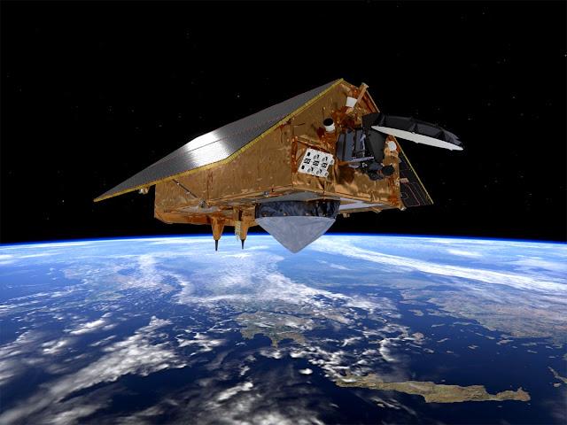 Satellite Sentinel-6 Michael Freilich
