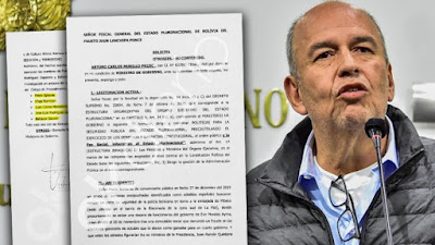 Bolivia, interior, fiscalia, podemos, ministro,