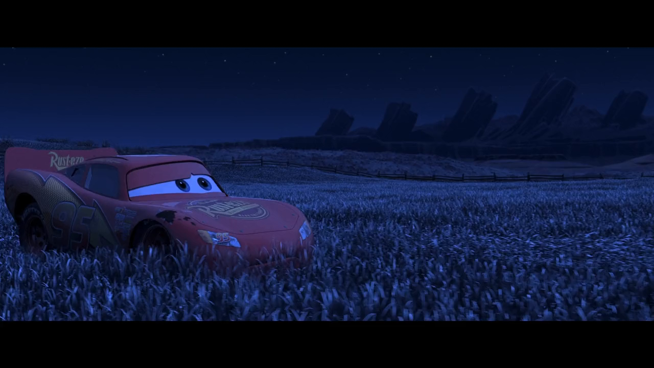 Cars (2006) BRRip 720p Latino – Ingles captura 2