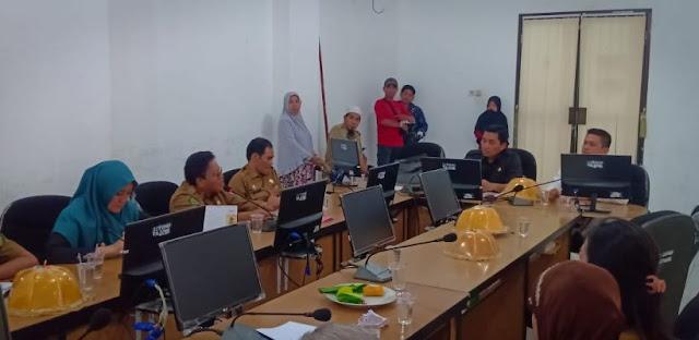 Kamaluddin Pimpin Rapat RPD Pembangunan Masjid
