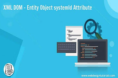 XML DOM - Entity Object systemId Attribute