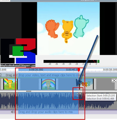cara memotong video dengan program video editor