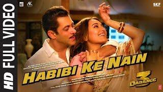 Habibi ke Nain song Lyrics   DABANGG 3   Salman Khan, Sonakshi S   Shreya, Jubin