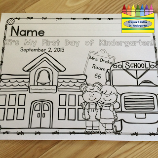 preschool first day coloring pages - photo#10