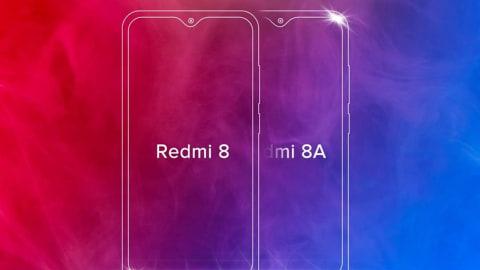Redmi 8A dan Redmi 8