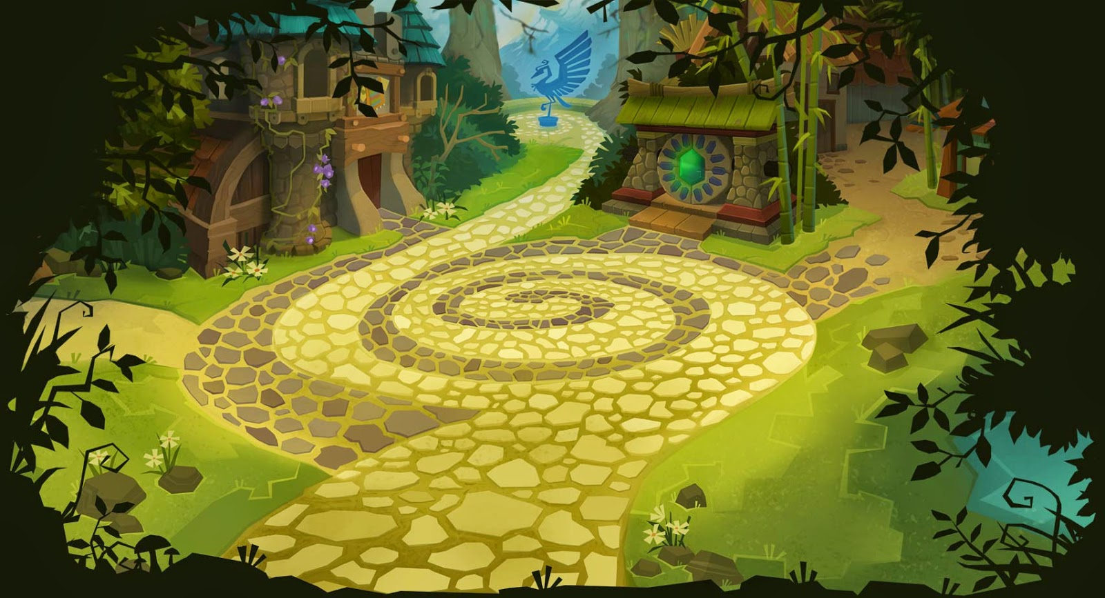 Animal Jam Graphic Central!: Backgrounds