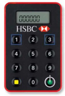 綠角財經筆記: 香港匯豐銀行(HSBC)開戶後續注意事項2—保安編碼器登入