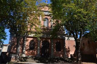 Albi. Església de la Madeleine