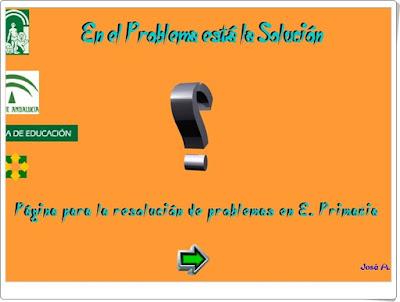 """""""En el problema está la solución"""" (Resolución de problemas matemáticos de 1º y 2º de Primaria)"""