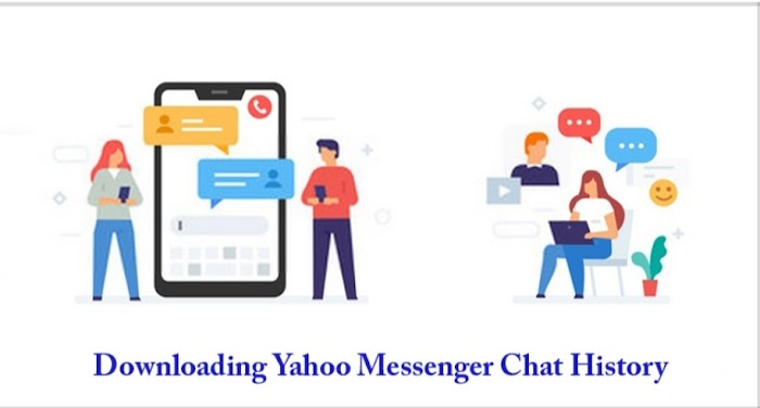 Get your 90's Memories by Downloading Yahoo Messenger Chat History