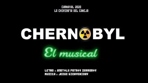 La chirigota del Canijo regresa al Falla y lo hará con el nombre 'Chernobyl el musical'
