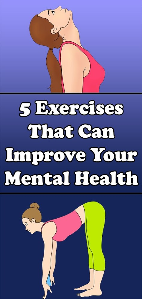 5 Exercises That Can Improve Your Mental Health and Make Your Body Feel Like New