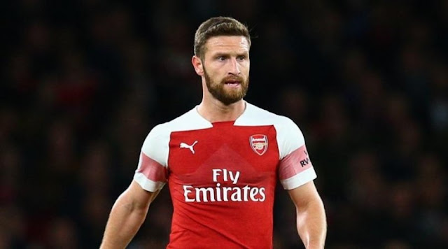 Shkodran Mustafi to leave Arsenal, the Italians of Bologna interested in him