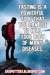 Fasting is a powerful tool that you can use to heal your body of many diseases.