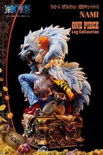One Piece – Nami One Piece Log Collection Large Statue Series, PLEX