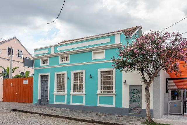 Casa na Rua Paula Gomes 296