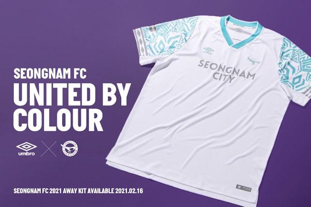 Seongnam FC 2021 Kits