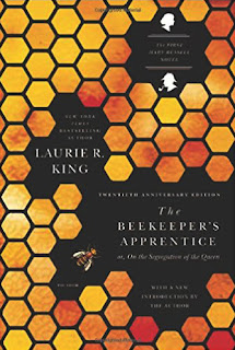 The Beekeeper's apprentice: or on the segregation of the queen (a Mary Russell Novel) by Laurie R. King