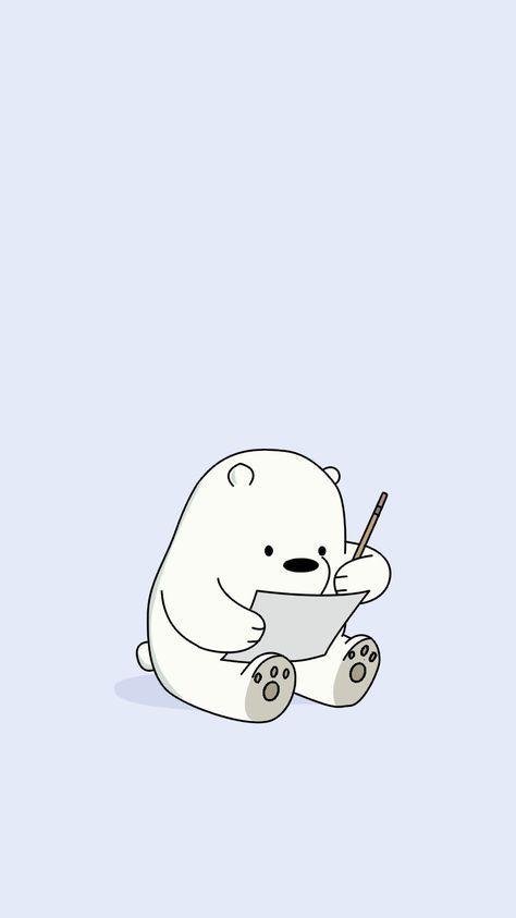 Ice bear we bear bears