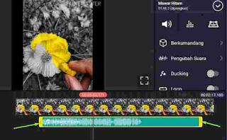 Cara Memotong Lagu di Kinemaster