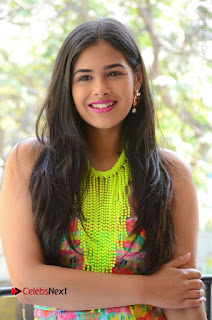 Telugu Actress Prasanna Stills in Short Dress at Inkenti Nuvve Cheppu Press Meet Stills  0001.JPG