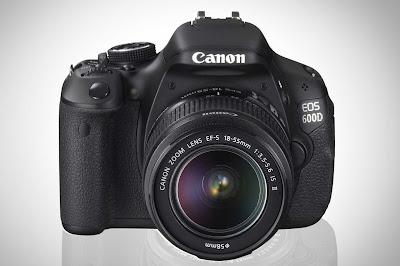 Harga Kamera Canon EOS 600D dan Spesifikasi Terbaru