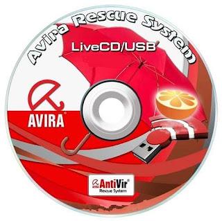 برنامج, الطوارئ, افيرا, Avira ,AntiVir ,Rescue ,System, اخر, اصدار