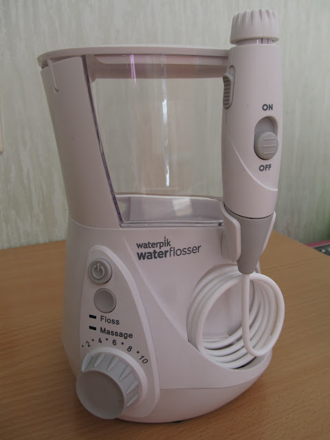 Чи варто купувати Waterpik Aquarius Water Flosser WP-660 в США
