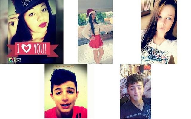 Cinco jovens morrem afogados no alagado em Candói