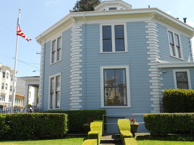 Octagon House in the Marina, San Francisco