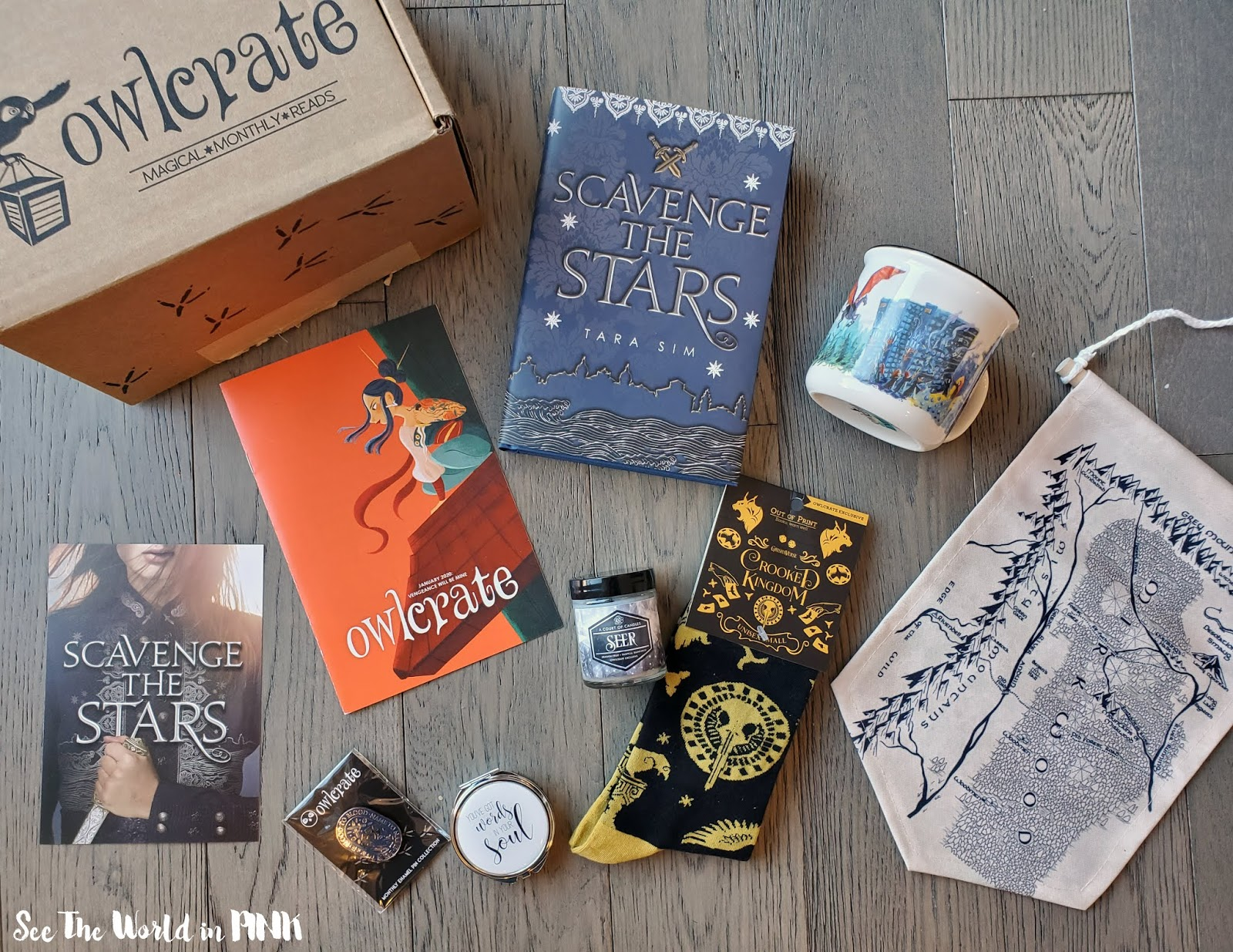 january 2020 owlcrate