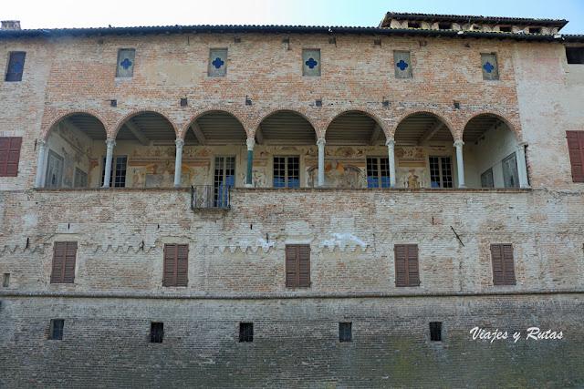 Rocca Sanvitale de Fontanellato